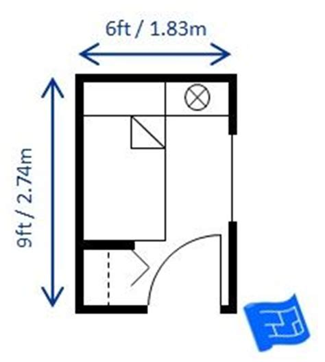 kids bedroom size and layout on pinterest small bedroom