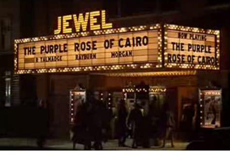 themes in the purple rose of cairo 50 anos de filmes 187 a rosa p 250 rpura do cairo a rosa