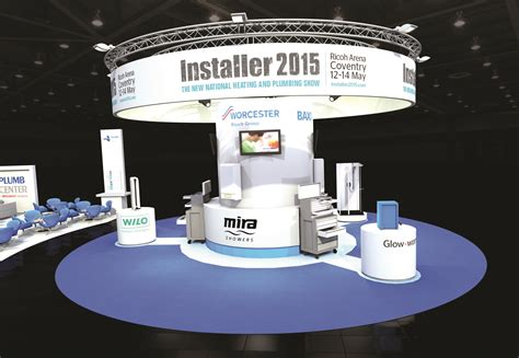 Plumbing Trade Show by Installer2015 A New Heating And Plumbing Trade Show