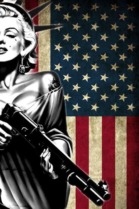 wallpaper for iphone 5 guns amerique iphone 4 wallpaper 640x960