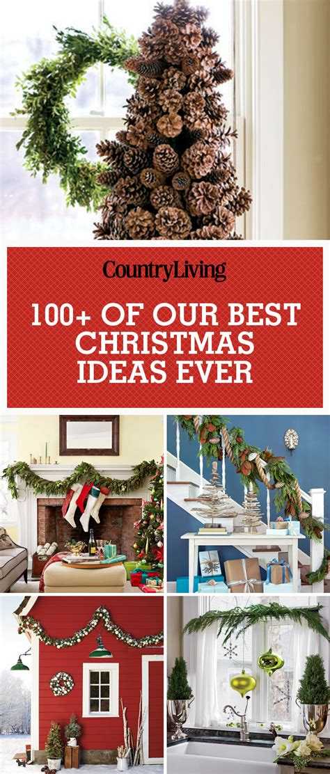christmas decorations ideas for home 100 country christmas decorations holiday decorating