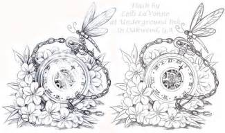 Forget Me Not Flowers And Pattern Tattoo  Apps Directories sketch template