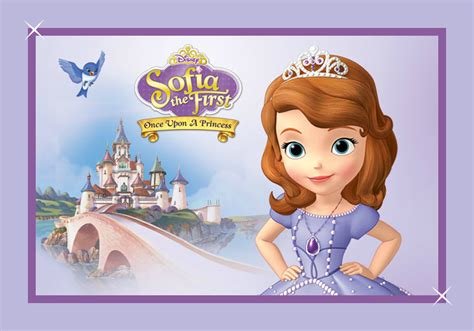 princess sophia the firstparty kit free printables party