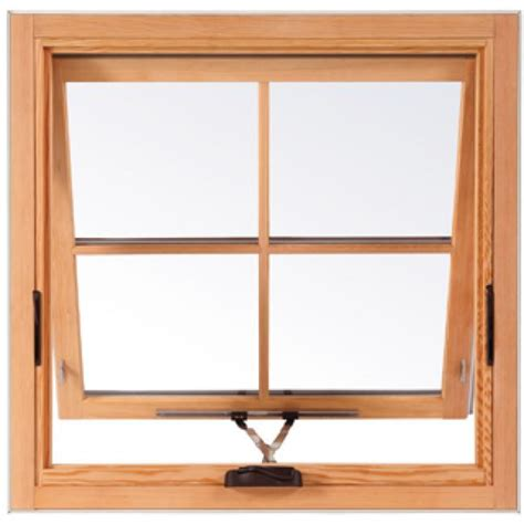 wooden awning windows essence series 174 wood awning windows milgard windows doors