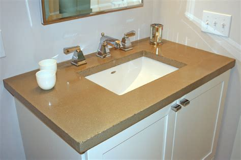 Modern Bathroom Sinks And Counters Concrete Bath Sinks Modern Vanity Tops And Side