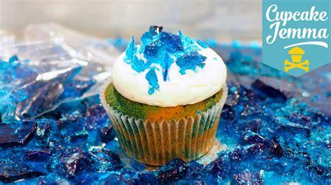 Cups Cake Magic how to make breaking bad blue magic cupcakes cupcake jemma