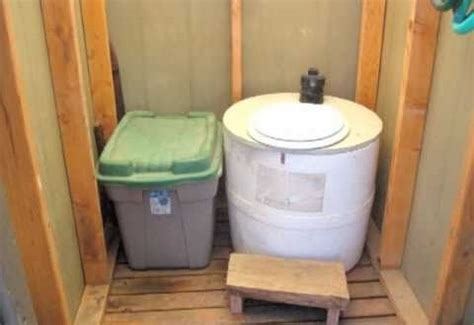 diy compost toilet diy composting toilet home