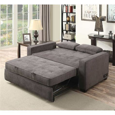 westport fabric sleeper sofa 1000 ideas about sleeper loveseat on loveseat