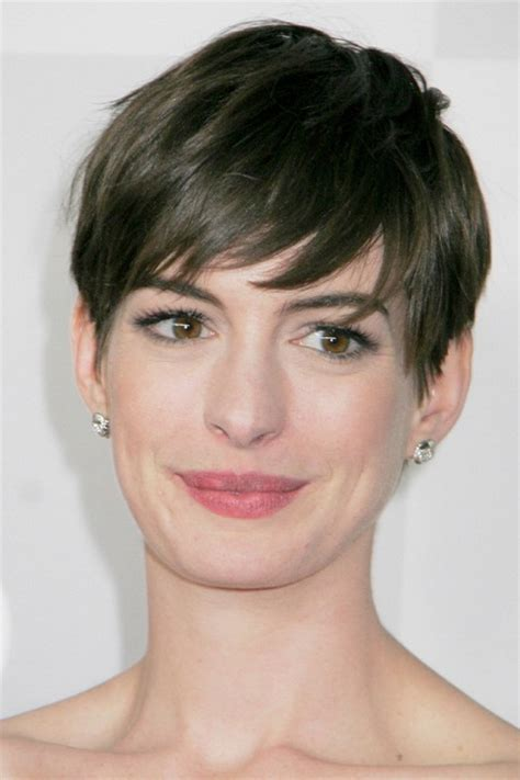 hairstyles for short hair long short hairstyles for long faces and fine hair