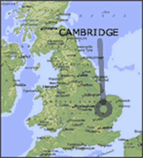 map uk cambridge maps of cambridge