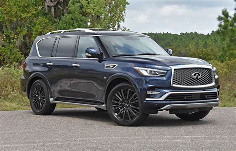 2019 Infiniti Qx80 by 2019 Infiniti Qx80 Limited 4wd Review Test Drive