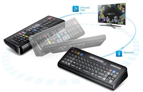 samsung smart 2 in1 qwerty remote for samsung