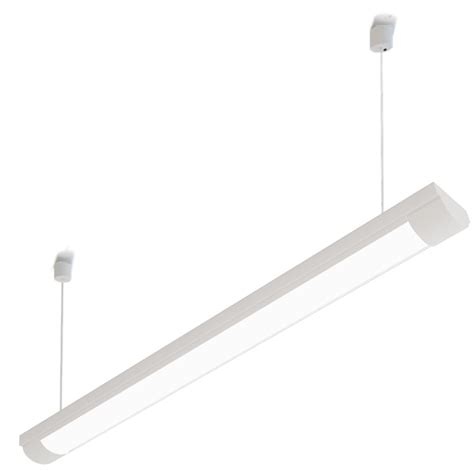 Best Fluorescent Light Fixtures Vidaxl Co Uk 2 L 36w T8 Fluorescent Light Fixture With Milk Top
