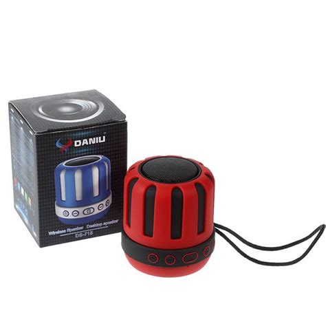 Wireless Speaker Desktop Speaker Danili Model Ds 7608 With Lcd T1910 9 Loa Bluetooth Daniu Desktop Speaker Ds715
