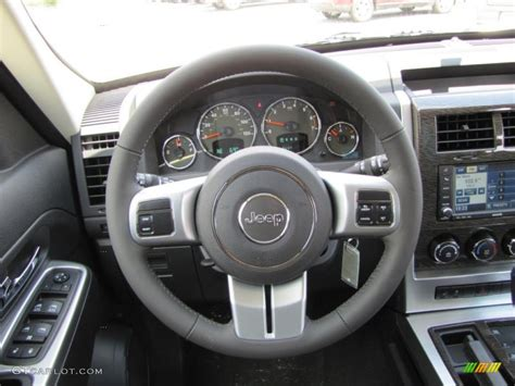 jeep liberty steering wheel 2011 jeep liberty limited 70th anniversary steering wheel
