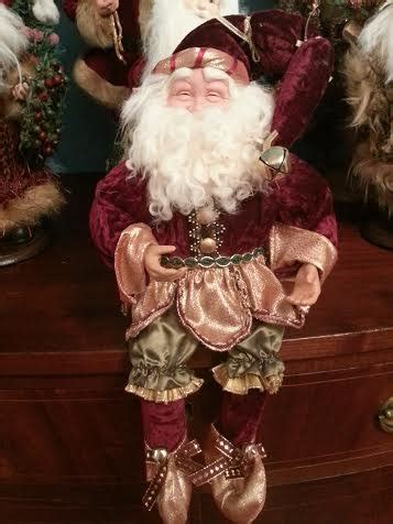 On A Shelf With Santa by Grove Plantation Look Who Has Joined The