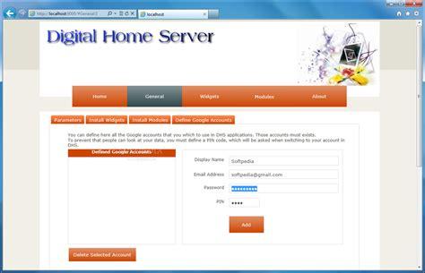digital home server