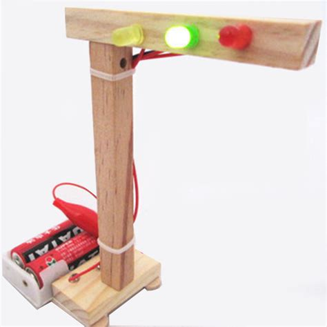 Handmade Science Models - diy baby handmade assembled science technology