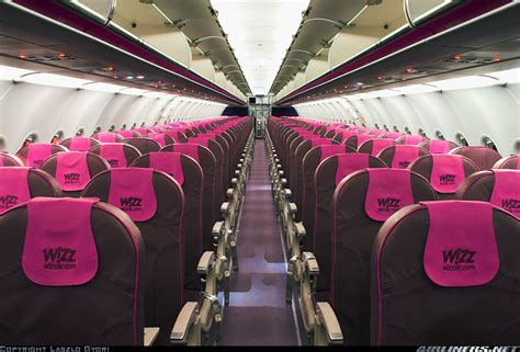 wizz air cabin airbus a320 232 wizz air aviation photo 1605810
