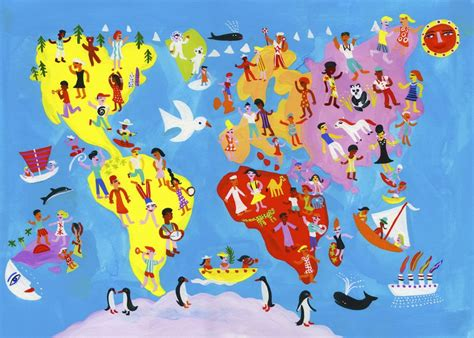 cultural themes exles culture hearths and diffusion around the world
