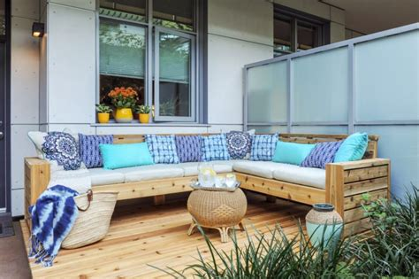 Diy Sofa Plans by Free Sectional Sofa Project Plans Real Cedar