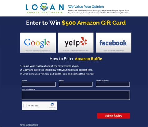 Amazon Gift Cards Locations - get 5 star reviews on yelp google and more orm