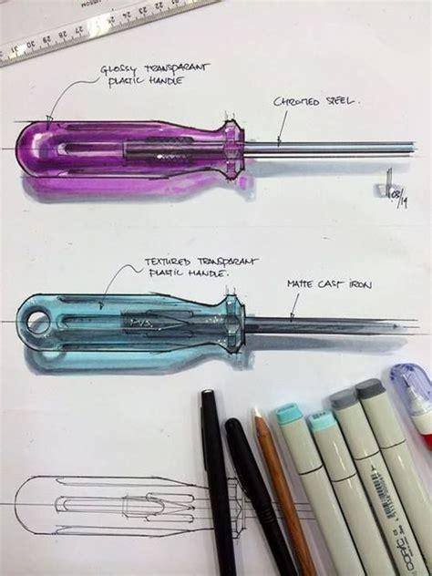 render plastic transparent plastic rendering sketch a day spencer