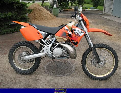 2001 Ktm 250 Exc 2000 Ktm 250 Exc Pics Specs And Information