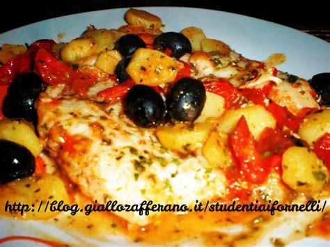 merluzzo cucina merluzzo con patate e pomodorini fish and cucina