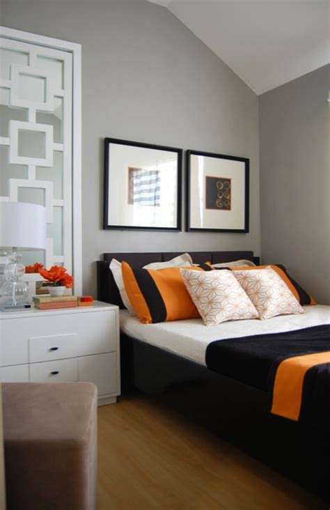 decorative panels contemporary bedroom