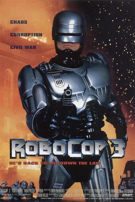Film Robocop 3 | robocop 3 1993 review that was a bit mental