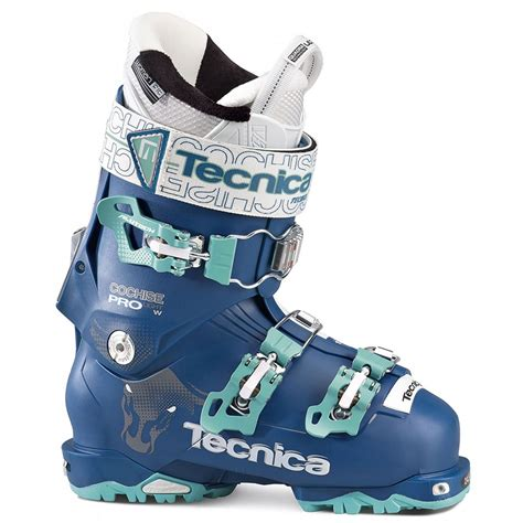 Most Comfortable Ski Boots For Wide by Tecnica Cochise Pro Light Ski Boot Womens Jans