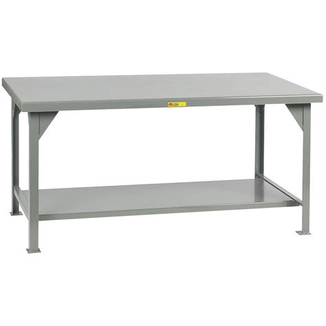 steel work benches little giant welded steel workbench 84in x 42in model ww 4284 northern tool