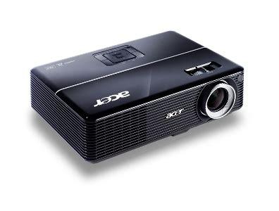 Proyektor Acer P1203 acer p1203 3100 ansi lumens xga dlp projector villman computers