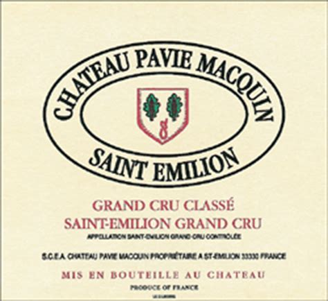 pavie macquin chateau pavie macquin the cinderella wine and story