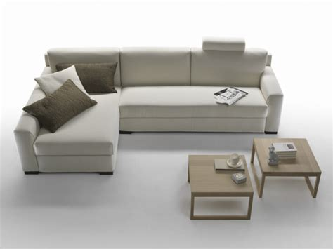 Trendy Sofa Beds Furniture Modern Sofa Bed Sectional Trendy Design Feat Square Low Coffee Tables Wooden Modern