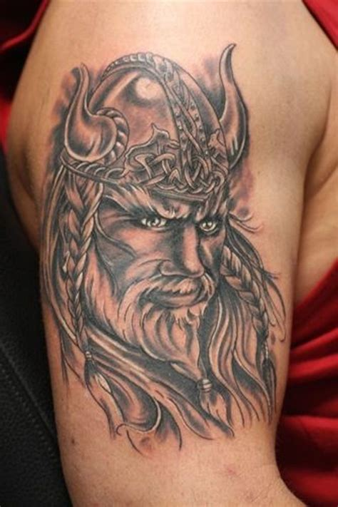 tattoo viking 55 stylish viking shoulder tattoos