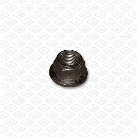 Flange Nut flange nut serrated m16x1 5