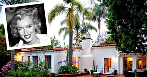 marilyn house brentwood house where marilyn died hits market for 3 6