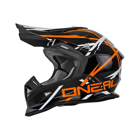Helm Oneal 2 Series Oneal 2 Series Thunderstruck Mx Helm Crosshelm Xs 53 54
