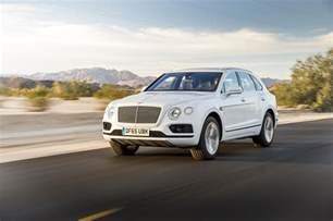 Bentley Uk Bentley Bentayga Named Suv Of The Year By Robb Report Uk
