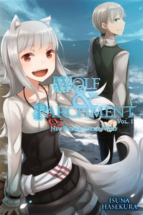 wolf parchment new theory spice wolf vol 1 light novel books wolf parchment new theory spice wolf 1 vol 1 issue