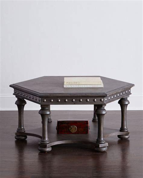 Hooker Furniture Elena Hexagonal Coffee Table Hexagonal Coffee Table