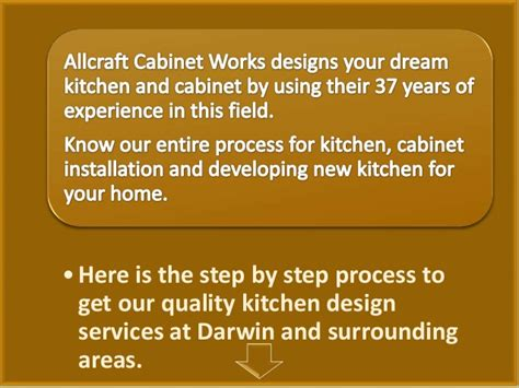 Kitchen Design Process Kitchen Design Process