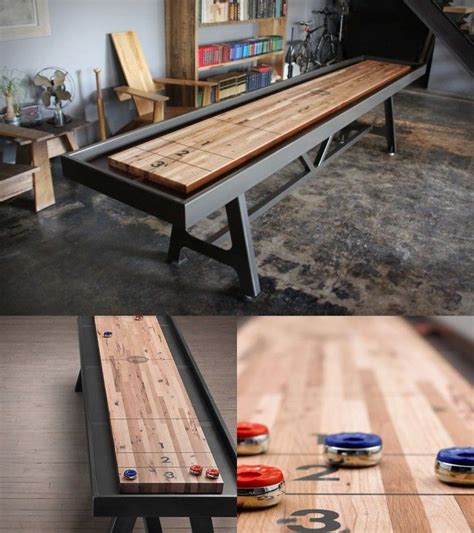 how to build a shuffleboard table how to build a shuffleboard table plans woodworking