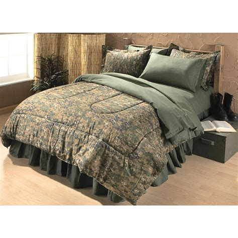 military bedding army digital camo bed in a bag 135628 comforters at