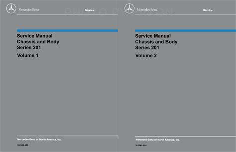 service manuals schematics 1989 mercedes benz w201 lane departure warning 1989 mercedes original sales folder all models