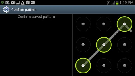 pattern unlock galaxy s3 how to lock down and find android and windows phones cnet