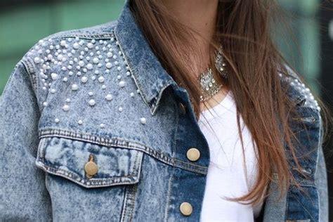 como decorar un jeans con lentejuelas conoce la nueva chaqueta de jeans que revoluciona el mundo