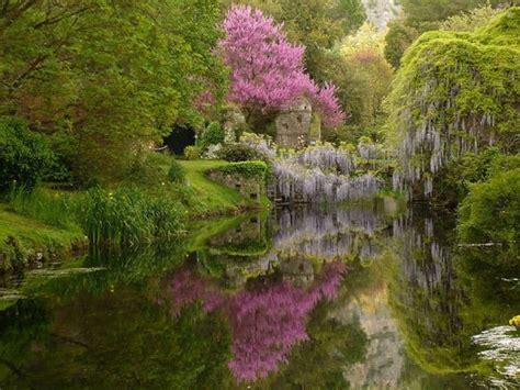 giardini ninfa orari il giardino di ninfa